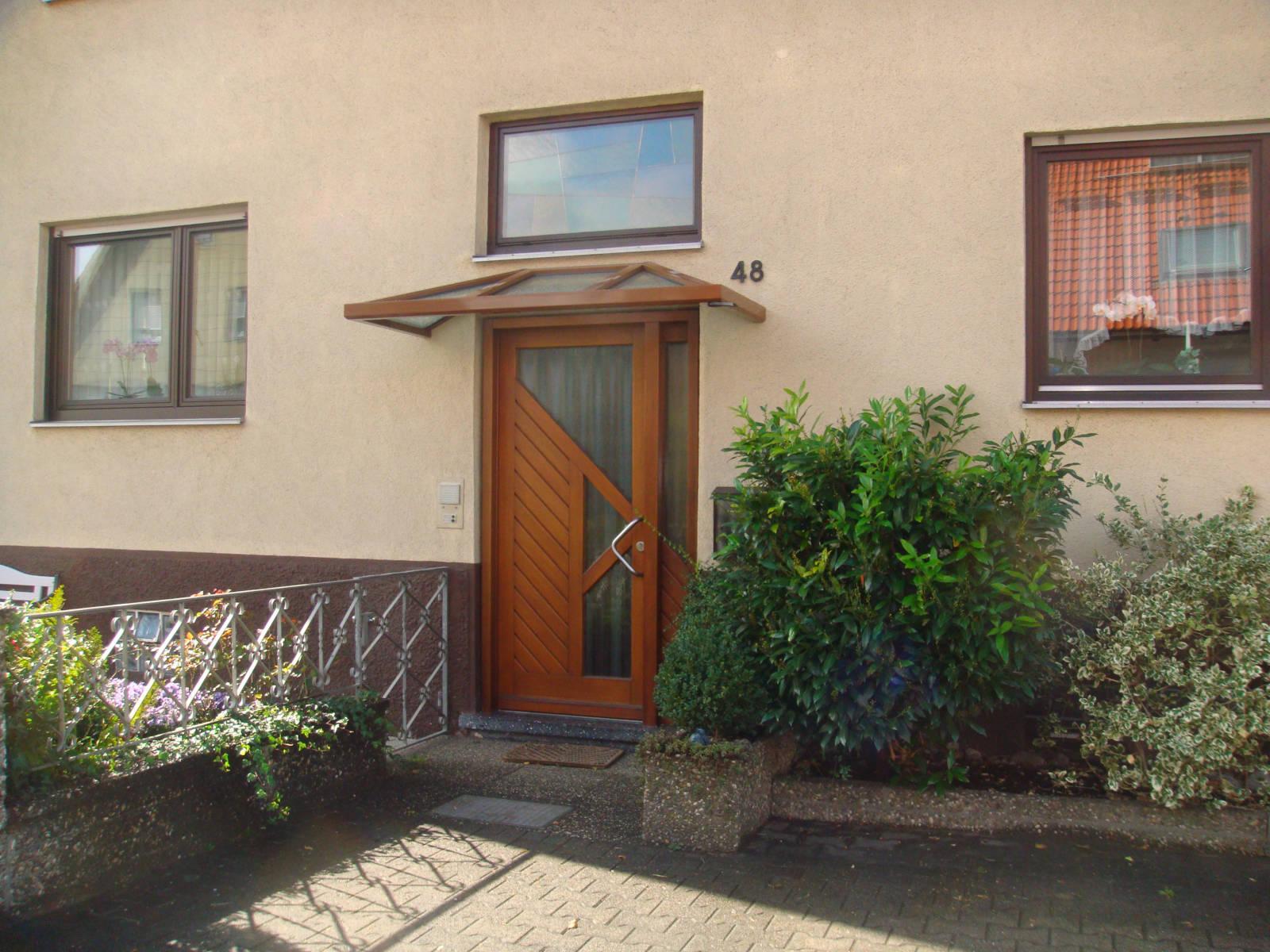 Hausturvorbauten Freudenstadt Waldenberg
