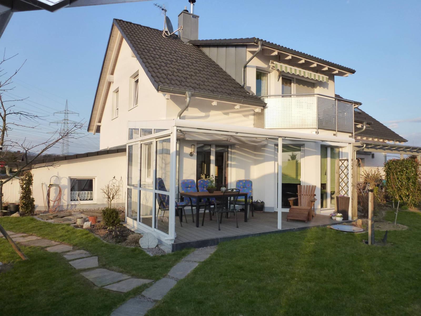 Terrassenüberdachungen Freudenstadt - Waldenberg Auswahl Materialien Terrassenuberdachung