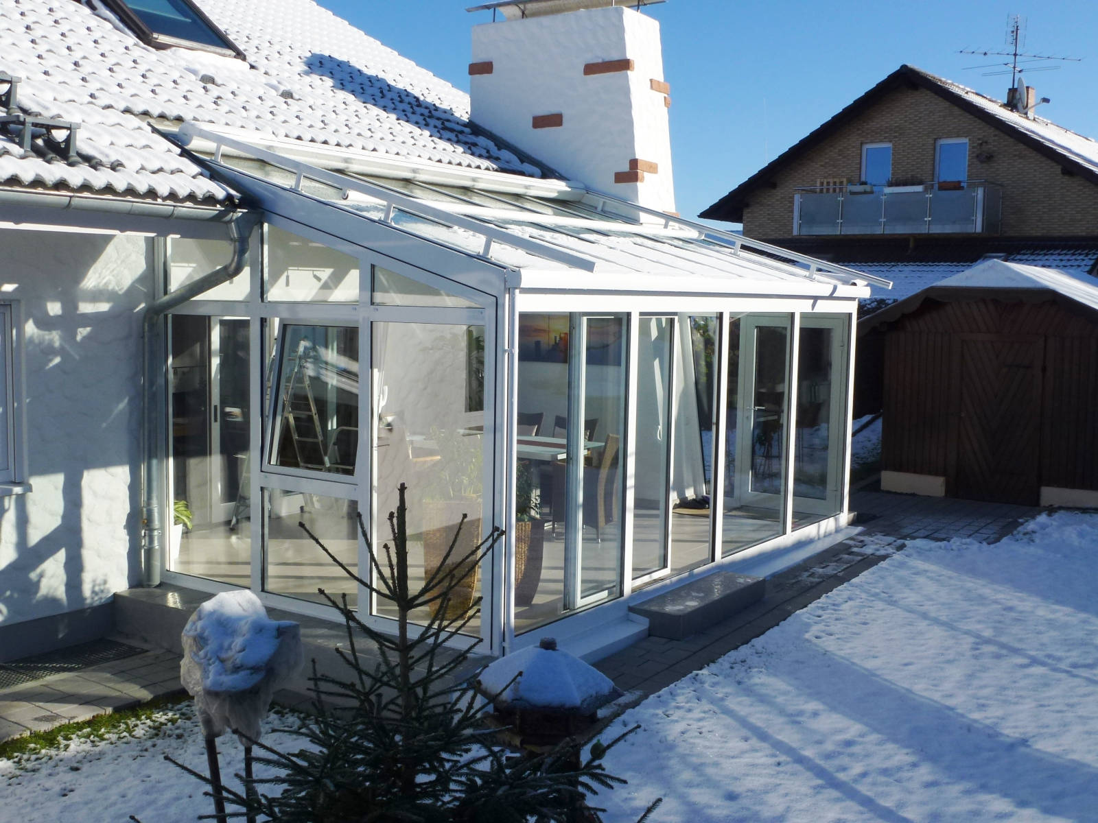 Wohn Wintergarten wohnwintergarten und kalter wintergarten waldenberg